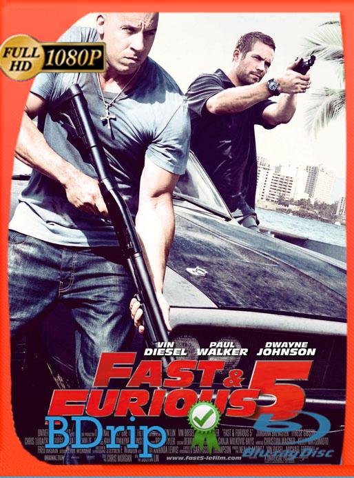 Rápido y furioso 5 Extended (2011) BDRip [1080p] [Latino] [GoogleDrive] [RangerRojo]