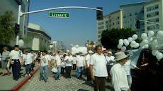 Marchando