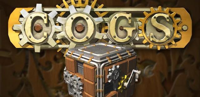 Cogs v1.1 build 1452656928 Apk Miki