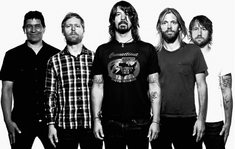 Foo Fighters - band