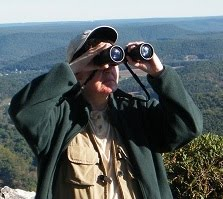 Atop Hawk Mountain, Pa., 2010