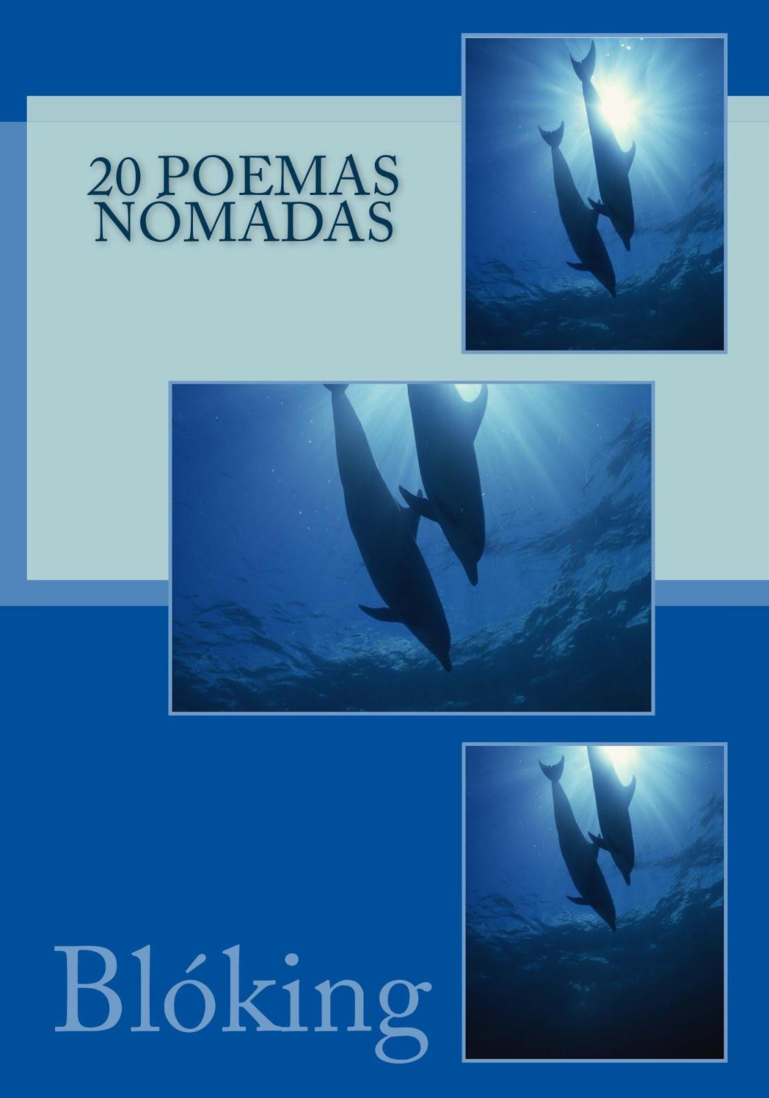 #20 Poemas nómadas (en papel, tapa blanda)