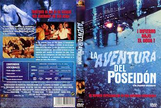 Caratula dvd: La aventura del Poseidón (1972) (The Poseidon Adventure)