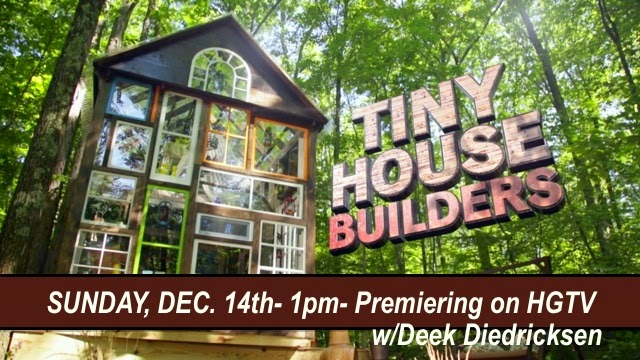 This TV Show Which I Host Design For And Build Is Finally Airing We Shot Quite A Ways Back So Were Psyched To See It Air