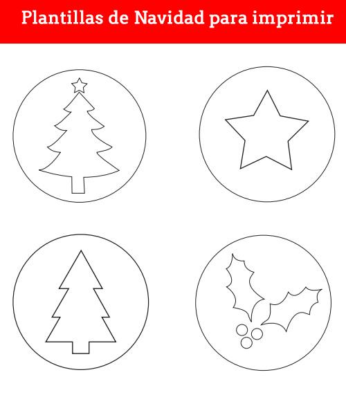 Manualidades noviembre 2013 - Como hacer guirnaldas de navidad ...