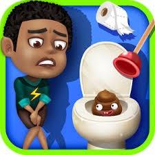 2 Kişilik Tuvalet Kavgası Oyunu