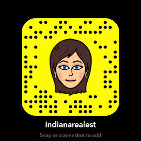 Snap Chat - IndianaRealEst