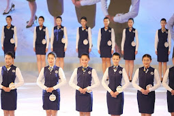 Demi Jadi Pramugari, 1.000 Lulusan SMA Pakai Baju Renang