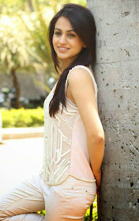 Actress Aksha Pardasany Latest Pictures in White Jeans at Dr Saleem Success Meet  13.jpg