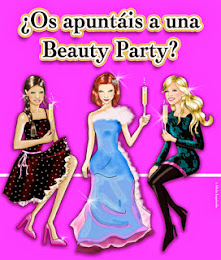 Quereis asistir a la Beauty Party???