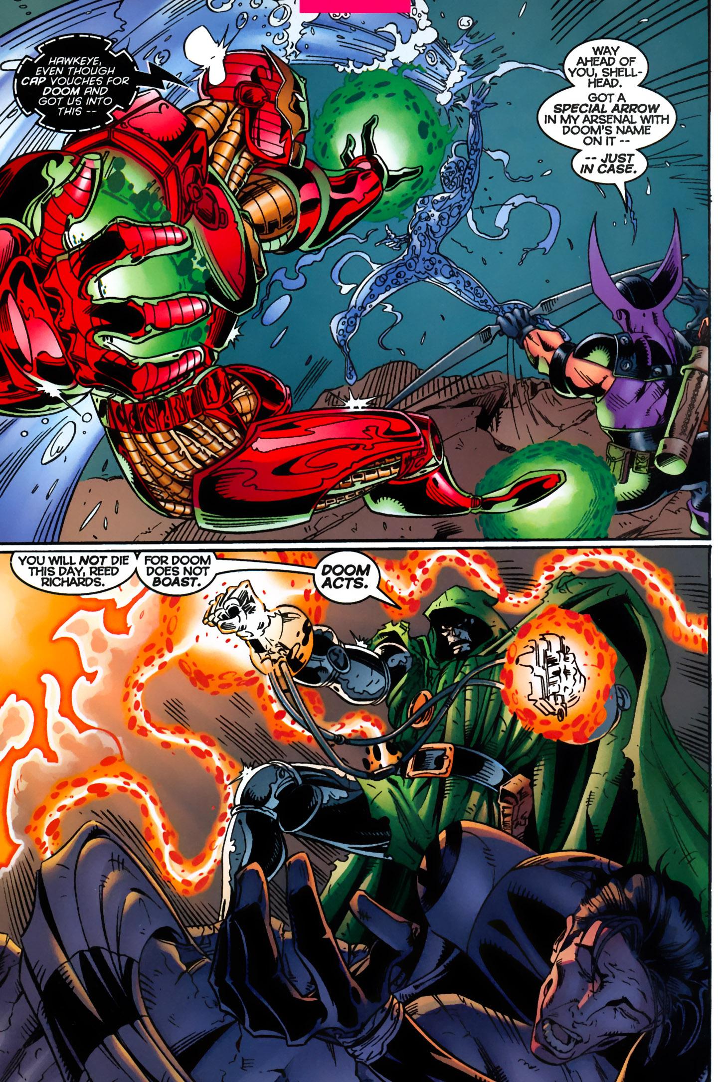 Captain America (1996) Issue #12 #15 - English 15
