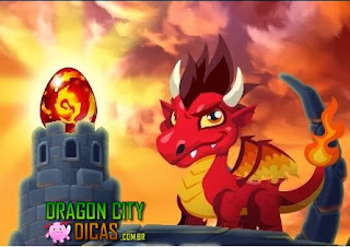 Ganhe um Dragão Grátis no Dragon City