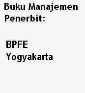 Jual Buku Manajemen Penerbit BPFE Yogyakarta Online