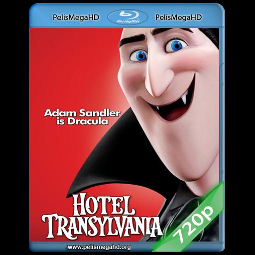 HOTEL TRANSYLVANIA (2012) 720P HD MKV ESPAÑOL LATINO