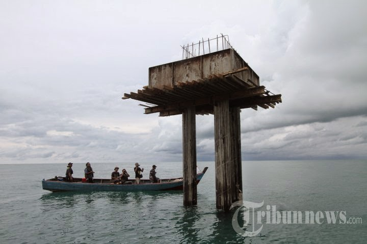 Panglima TNI Ancam Malaysia Soal Mercusuar Tanjung Datu