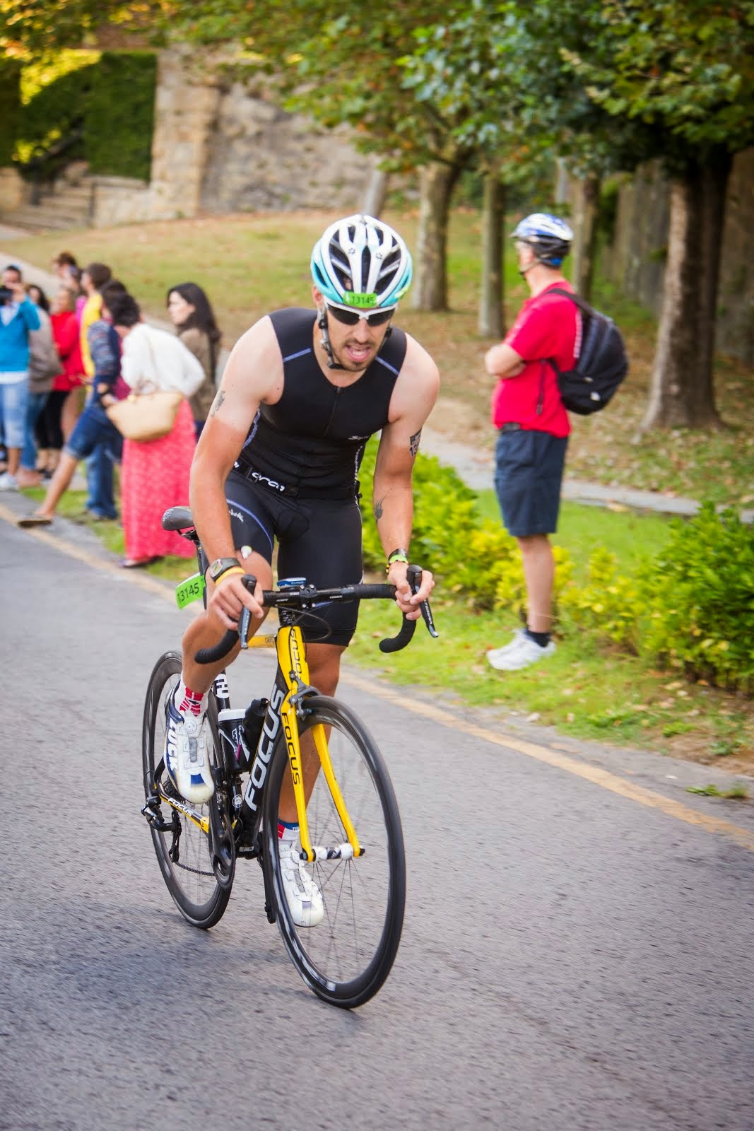 triathlon getxo