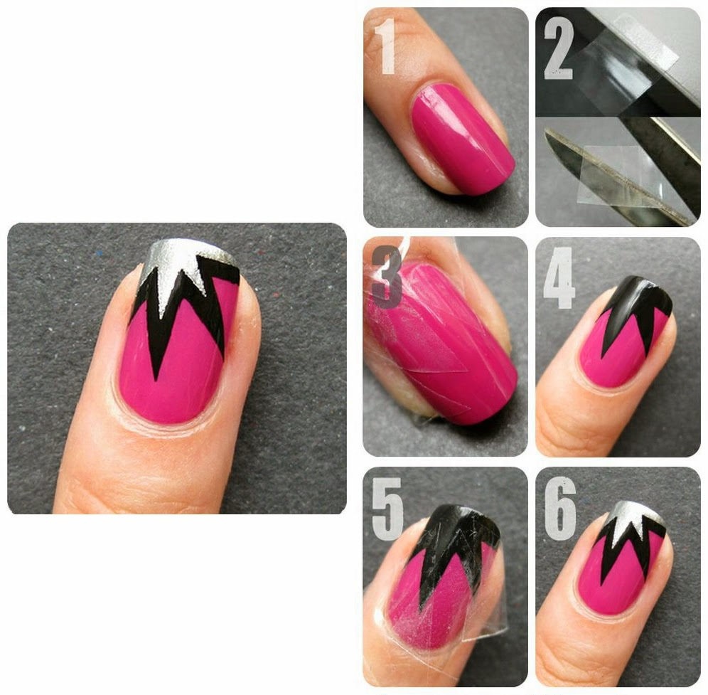 Nails Art Tutorials :