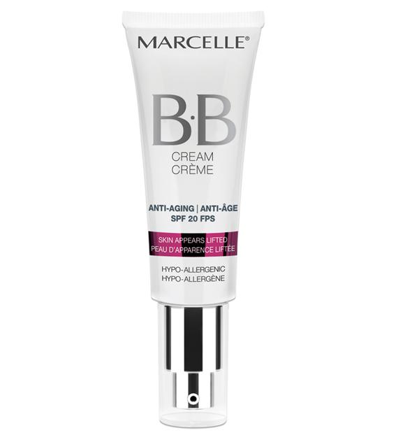 BB Crème Anti-Âge FPS 20 de Marcelle