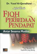 toko buku islam diskon fiqih perbedaan pendapat ust yusuf qardhawi rumah buku iqro