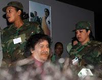 muammar algaddafi female bodyguards 23 Foto foto 40 Perawan Pengawal Pribadi Muammar Qadhafi