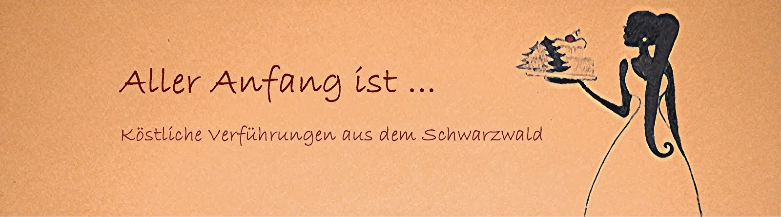 Aller Anfang ist ...