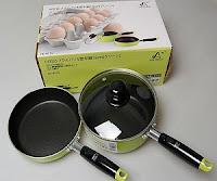 Love Cooking Pan 18cm 2pcs