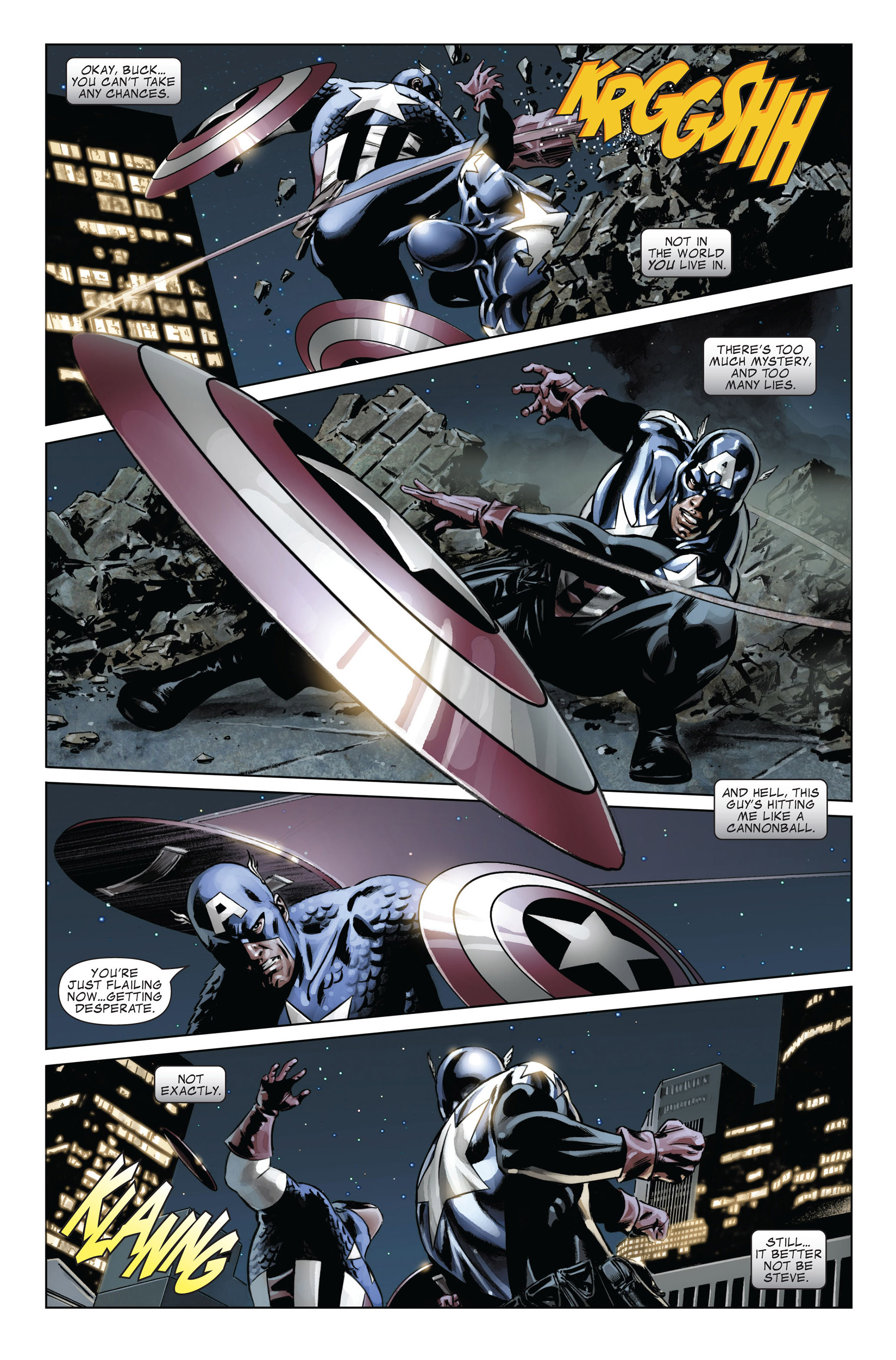 Captain America (2005) Issue #40 #40 - English 13