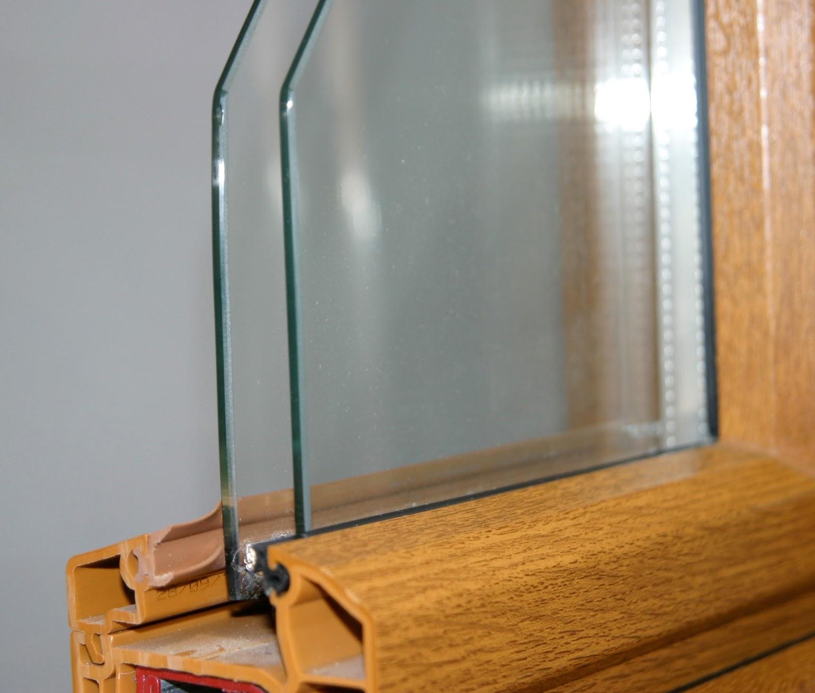 Los Cristales En Las Ventanas De Pvc Y Aluminio Ventanas Y  ~ Cambiar Cristal Ventana Aluminio