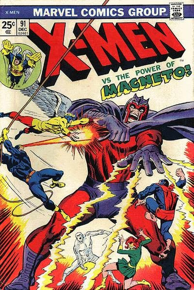 X-Men #91, Magneto