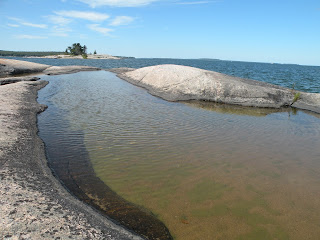 Georgian Bay Islands National Park. Photograph by Janie Robinson, Travel Writer