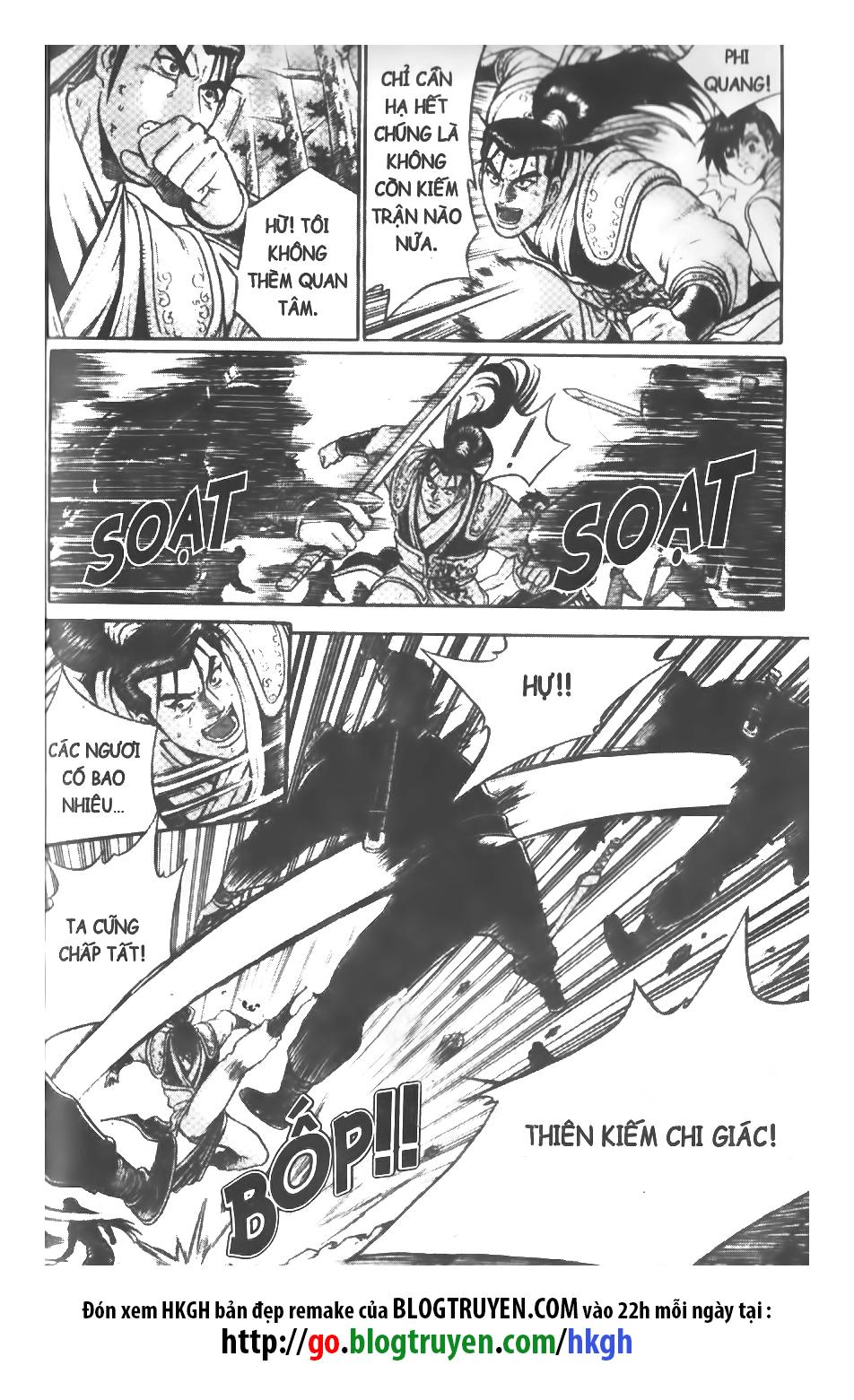 Hiệp Khách Giang Hồ chap 321 page 8 - IZTruyenTranh.com
