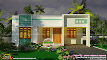 Flat Roof One Floor House Plans Designs