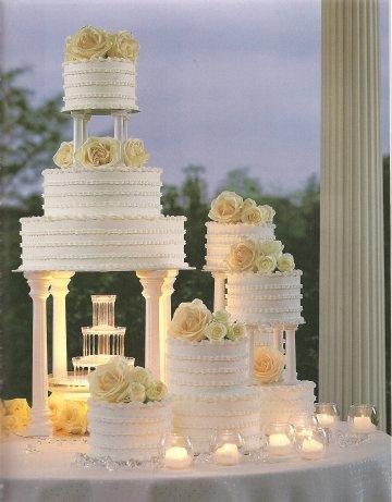 wedding cakes pictures best wilton wedding cake pictures. Black Bedroom Furniture Sets. Home Design Ideas