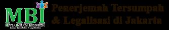 MBI - Penerjemah Tersumpah dan Legalisasi di Jakarta