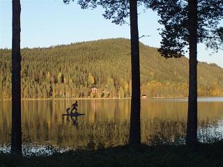 Höst över Storövsjön