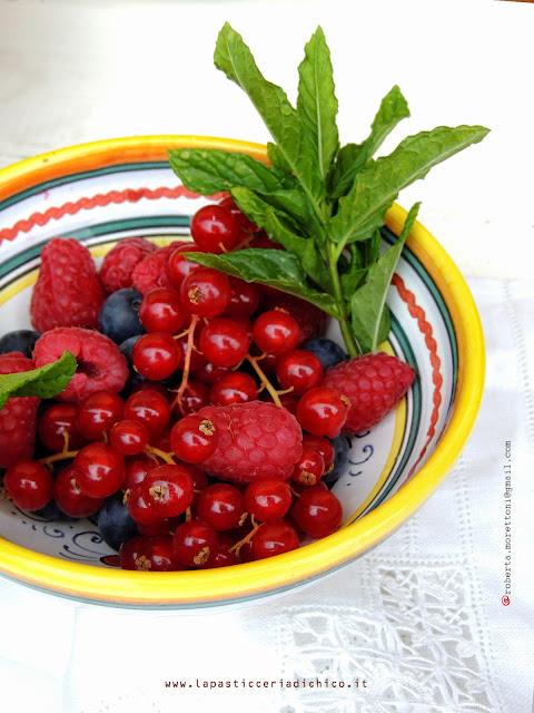 Frutti di bosco lapasticceriadichico