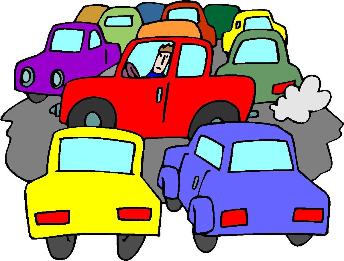 Weird Traffic Day