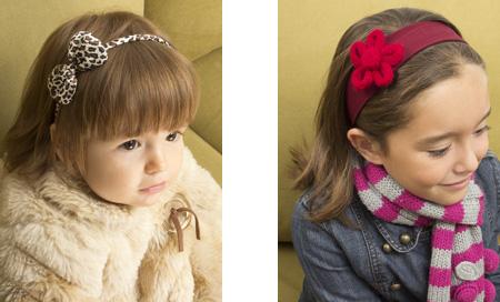 Colección Nita, complementos para el cabelloBlog de moda infantil ...