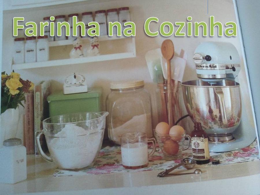Farinha Na Cozinha