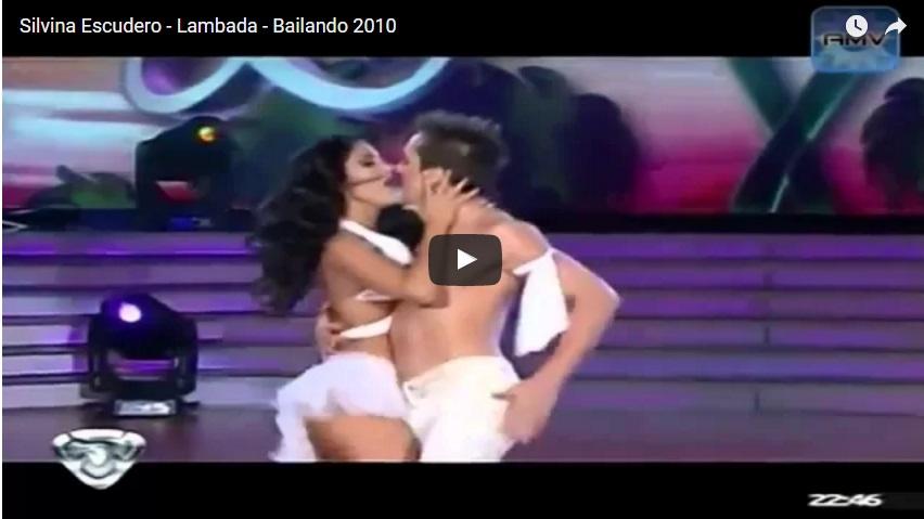 Silvina Escudero - Lambada - Bailando