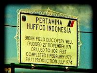 Napak Tilas Jaringan Gas Alam Kalimantan Timur