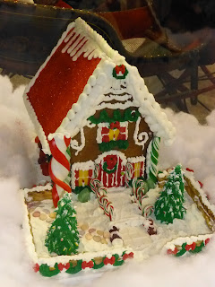 decorating, contest, christmas, ginger bread