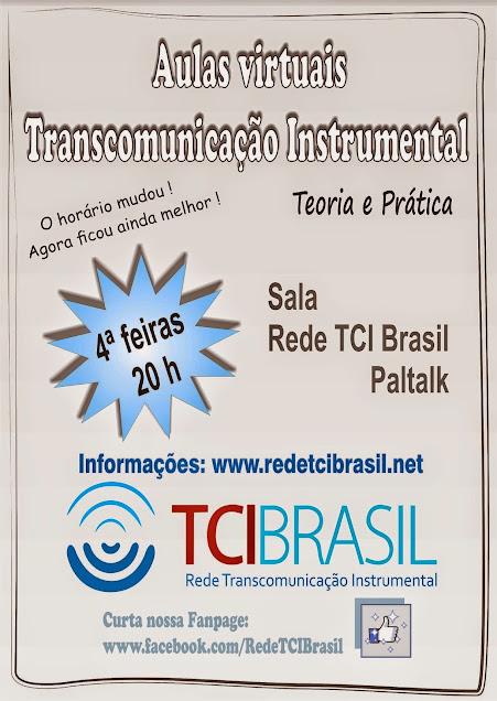 Aulas Virtuais de Transcomunicação Instrumental