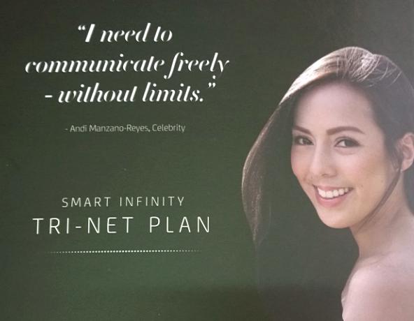 Smart Infinity, Andy Manzano Reyes