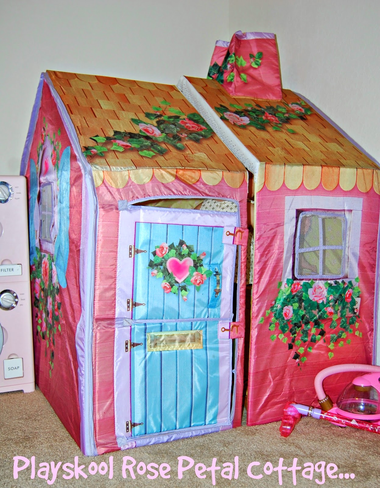 playskool rose petal cottage instructions