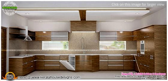 Modular kitchen design picture