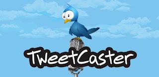 Twitcaster Aplikasi twitter Android