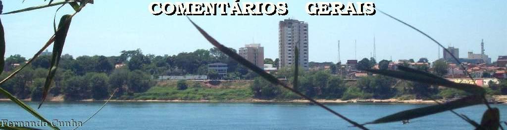 COMENTÁRIOS GERAIS