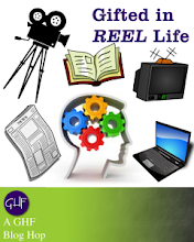 GHF's Latest Blog Hop: Gifted in Reel Life