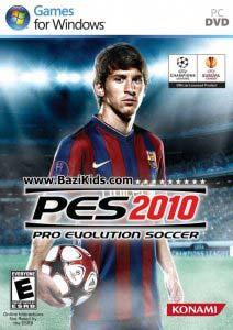 Pro Evolution Soccer 2010 Download for PC - PES 2010 Compressed